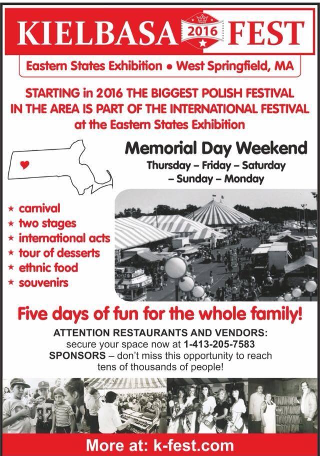 <b>Kielbasa</b> <b>Fest</b> 2016 | Polka Concerts