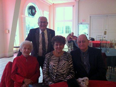 Dick, Carol Kapinos, Wanda and Gene Podeszwa