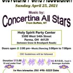 Cleveland Polka Association ~ Spring Dance (this dance was changed due to booking issues)