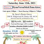Cleveland Polka Association ~ Hawaiian Picnic