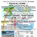Western Caribbean Polka Cruise