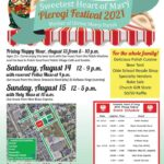 Our Sweetest Heart of Mary 40th annual  Pierogi fest